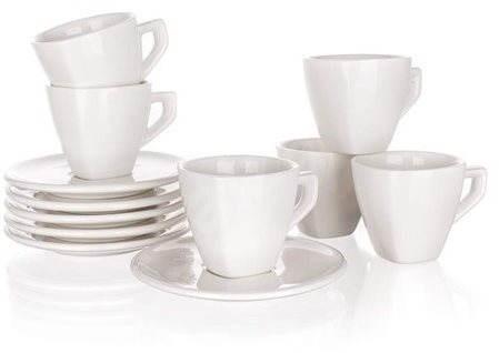 BANQUET bögre készlet ALBA A02884 - Csésze + csészealj