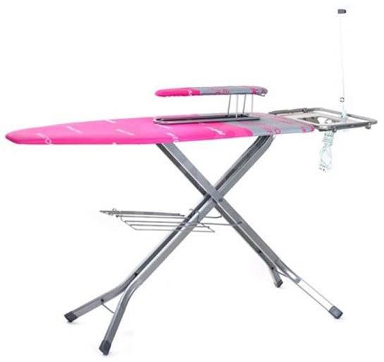 BRILANZ Professional A04185 rózsaszín - Vasalódeszka