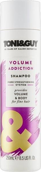 TONI&GUY Volume Addiction Shampoo 250 ml - Sampon