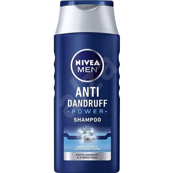 NIVEA Men Anti-Dandruff Power Shampoo 400 ml - Férfi sampon