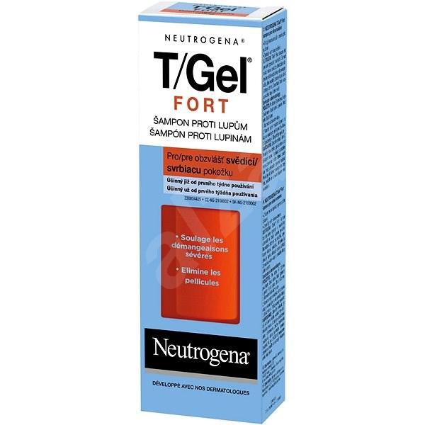 NEUTROGENA T/Gel Fort korpásodás ellen 125 ml - Sampon