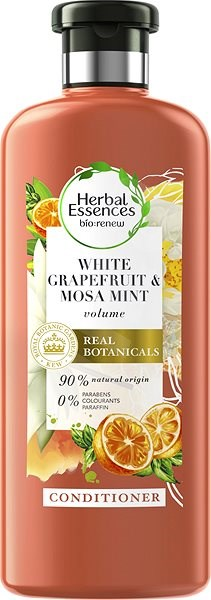 Herbal Essence Grapefruit and Mosa Mint 360 ml - Hajbalzsam