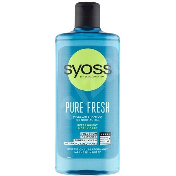 SYOSS Shampoo Pure Fresh 500 ml - Sampon