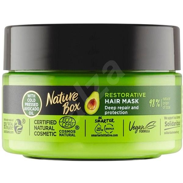 NATURE BOX Mask Avokádó 200 ml - Hajpakolás