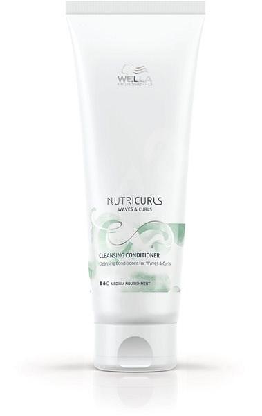 WELLA PROFESSIONALS Nutricurls Cleansing Waves & Curls 250 ml - Hajbalzsam