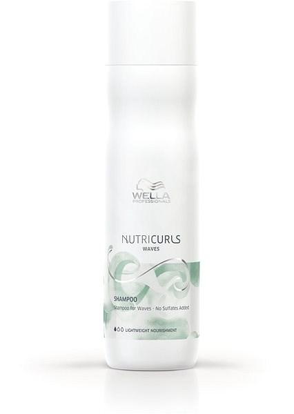 WELLA PROFESSIONALS Nutricurls Waves (250 ml) - Sampon