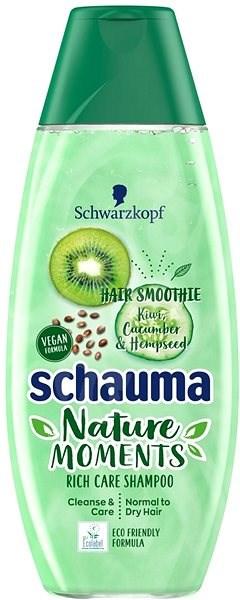 SCHWARZKOPF SCHAUMA Nature Moments Kiwi 400 ml - Sampon
