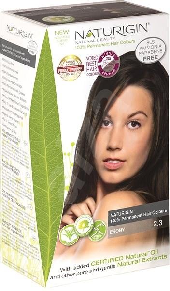 NATURIGIN Ebony 2.3 (40ml) - Természetes hajfesték