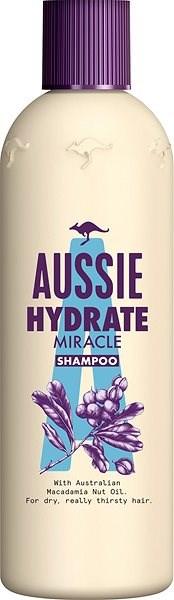 AUSSIE Miracle Moist Shampoo 300 ml - Sampon