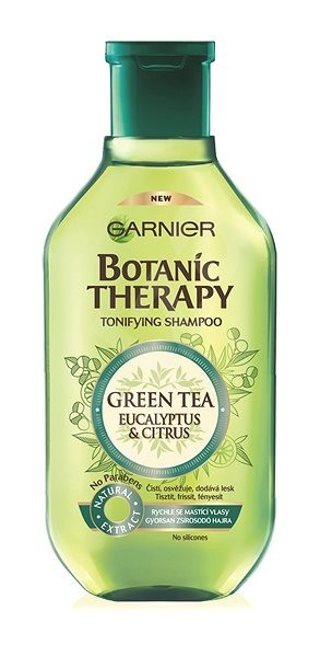GARNIER Botanic Therapy Green tea  400 ml - Sampon