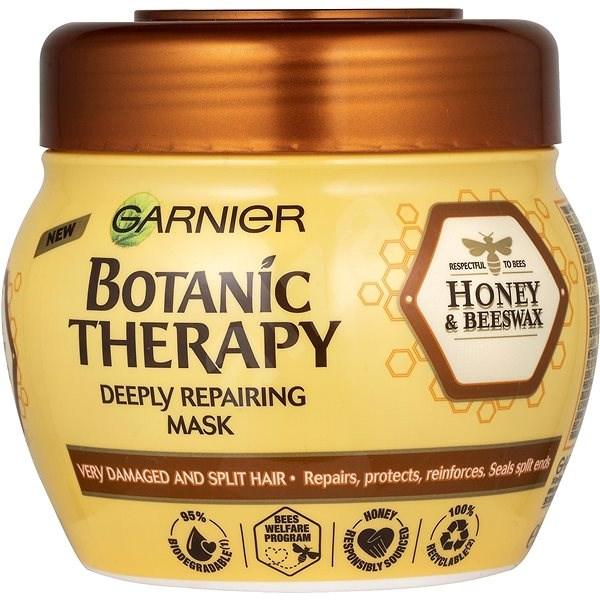 GARNIER Botanic Therapy Honey 300 ml - Hajpakolás