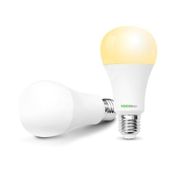 Vocolinc Smart izzó L3 ColorLight, 850 lm, E27, 2 db-os szett - LED izzó