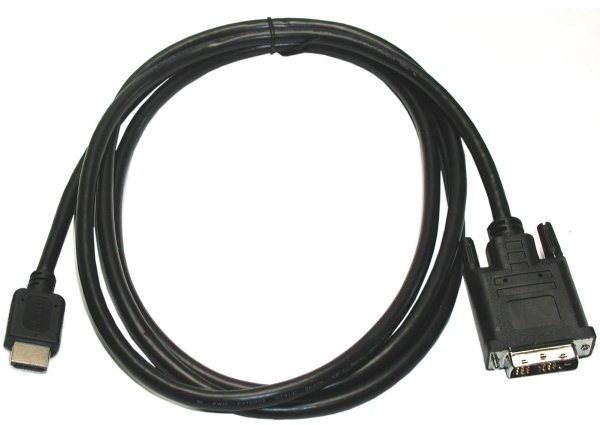 ROLINE DVI - HDMI interfész, árnyékolt, 3m - Videokábel
