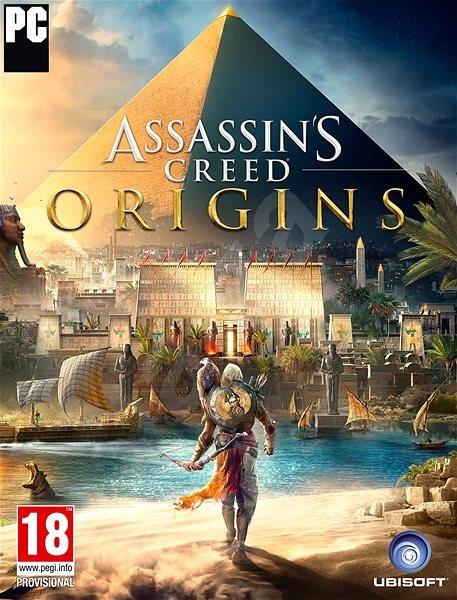 Assassins Creed Origins - PC játék