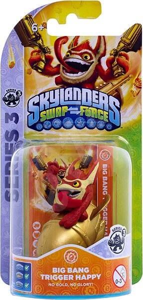 Skylanders: Swap Force (Trigger Happy v3)  - Figure