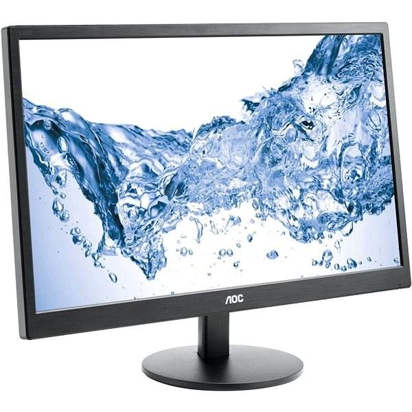 """21.5"""" AOC E2270SWHN - LCD LED monitor"""