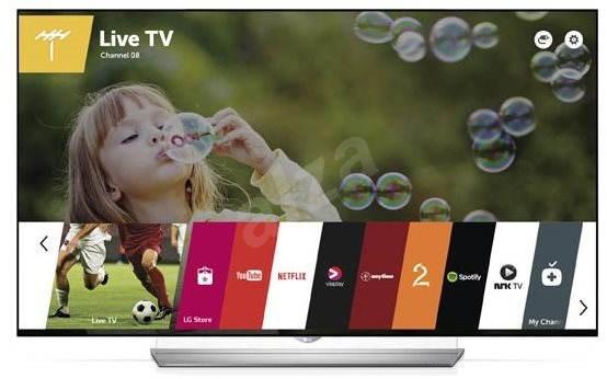 "65 ""LG 65EF980V - Television"