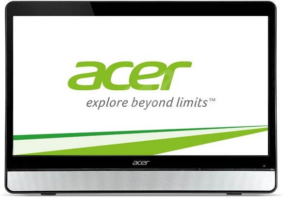 "19,5"" Acer FT200HQLbmjj - LED Touch Screen Monitor"