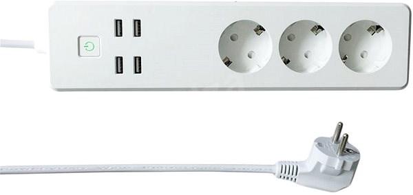 WOOX Smart Multi-Plug - Okos dugalj