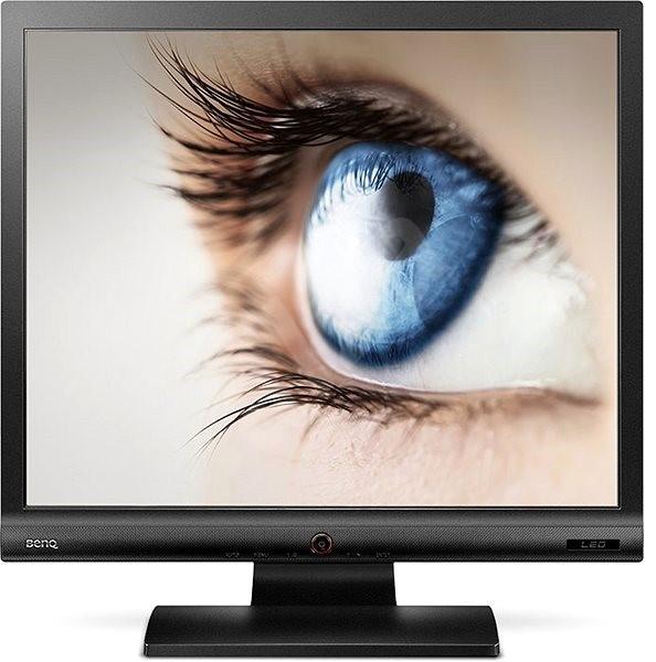 "17"" BenQ BL702A - LCD LED monitor"