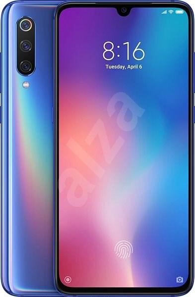 Xiaomi Mi 9 LTE 128GB, kék - Mobiltelefon