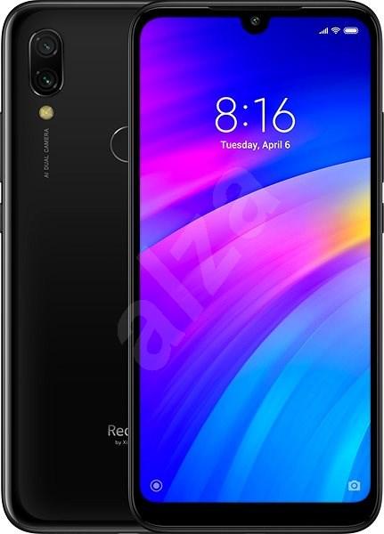 Xiaomi Redmi 7 LTE 32GB, fekete - Mobiltelefon
