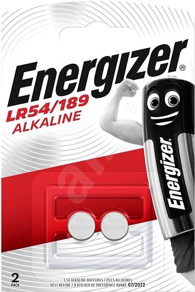 Energizer speciális alkáli elem LR54 / 189 2 db - Gombelem