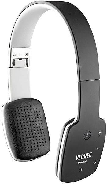 Yenkee YHP 15BTBK fekete - Vezeték nélküli fül-/fejhallgató