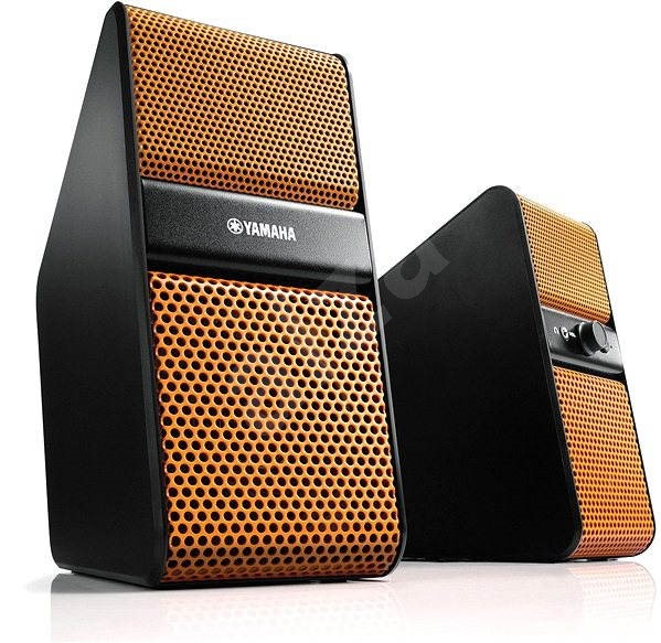 YAMAHA NX-50 Orange  - Speaker