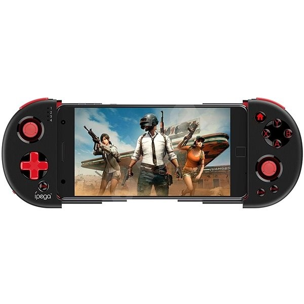 iPega 9087S Bluetooth Gamepad Fortnite / PUBG / Android - Kontroller