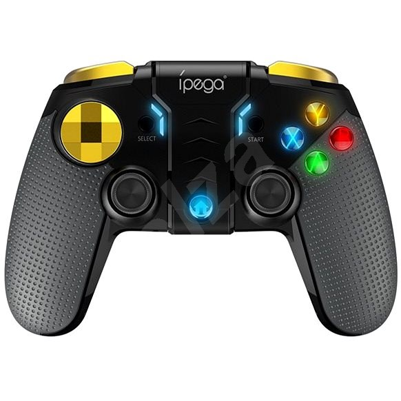 iPega 9118 Bluetooth Extending Gamepad a PUBG / Fortnite IOS / Androidhoz számára - Kontroller