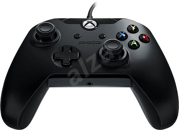 PDP Wired Controller - Xbox One - fekete - Kontroller