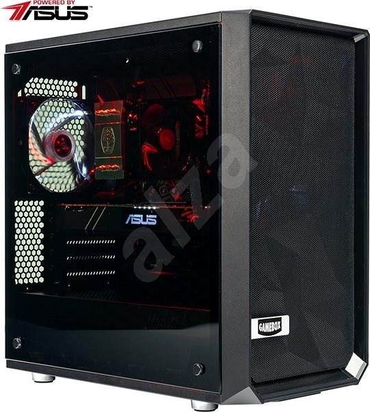 Alza GameBox RTX2080 - Számítógép