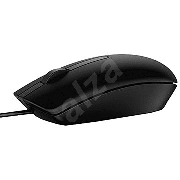 Dell MS 116 fekete - Egér