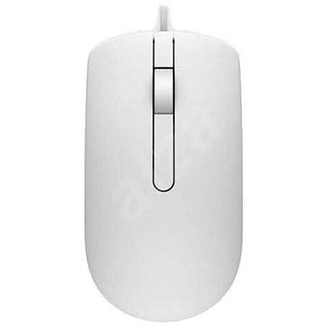 Dell MS 116 fehér - Egér