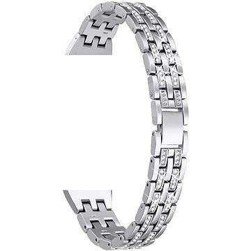 Eternico 38mm / 40mm Metal ezüst Apple Watch-hoz - Szíj
