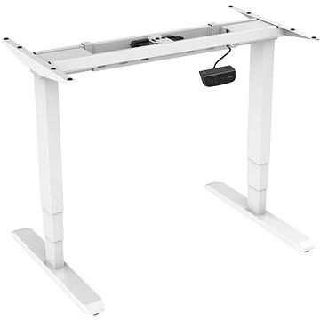 AlzaErgo asztal ET1 NewGen fehér - Asztal