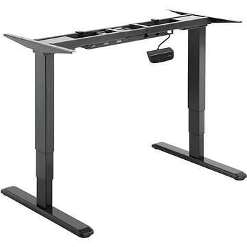 AlzaErgo Table ET1 NewGen Black - Asztal
