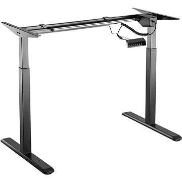 AlzaErgo Table ET2 fekete - Asztal
