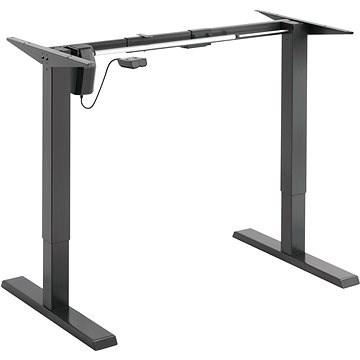 AlzaErgo ET2.1 asztal fekete - Asztal