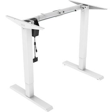 AlzaErgo Table ET2.1 fehér - Asztal