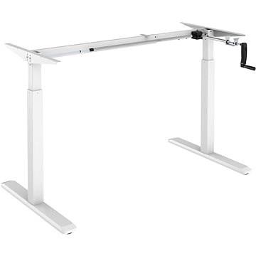 AlzaErgo Table ET3 fehér - Asztal