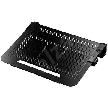 Cooler Master NotePal U3 PLUS laptop hűtő fekete - Hűtőpad