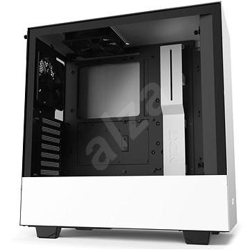 NZXT H510 Matte White - Számítógépház