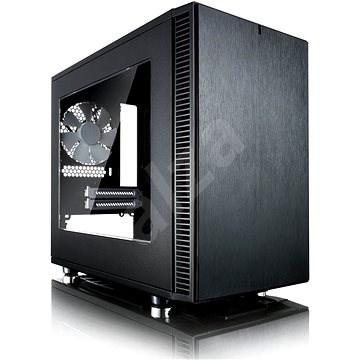 Fractal Design Define Nano S Window - Számítógépház