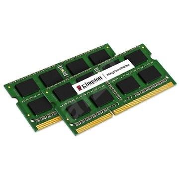 Kingston SO-DIMM 16GB KIT DDR3 1600MHz CL11 - Rendszermemória
