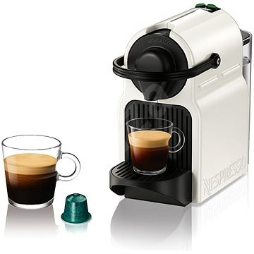 NESPRESSO Krups Inissia XN100110, fehér - Kapszulás kávéfőző