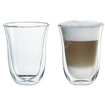 De'Longhi 2 db-os Latte Macchiato pohárkészlet - Pohár meleg italokhoz