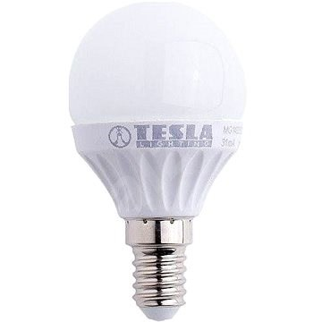 TESLA mini BULB 3W E14 - LED izzó