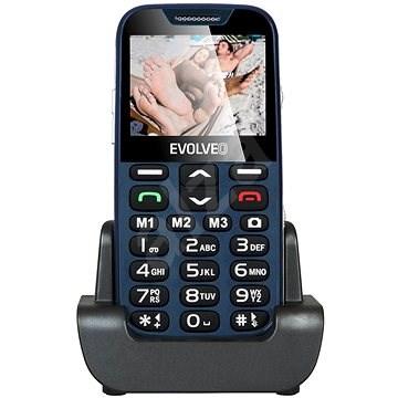 EVOLVEO EasyPhone XD kékes ezüst - Mobiltelefon